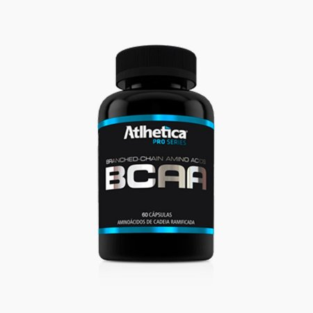 BCAA Pro Series (60caps) - Atlhetica Nutrition