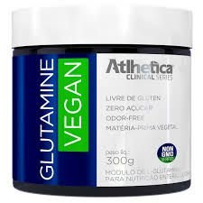 Glutamine Vegan (300g) - Atlhetica Clinical Series