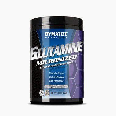 Glutamina Micronizada(500g) - Dymatize