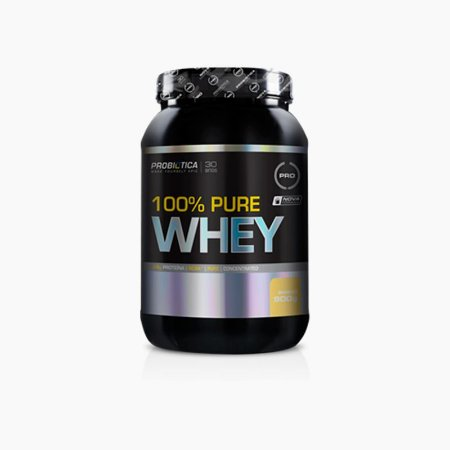 100% Pure Whey Protein (900g) - Probiótica VENC (06/18)