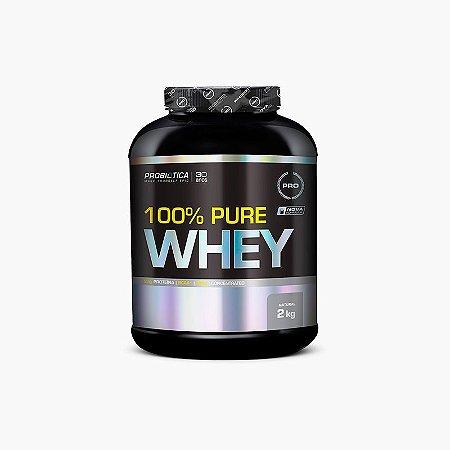 100% Pure Whey Protein 2kg - Probiótica
