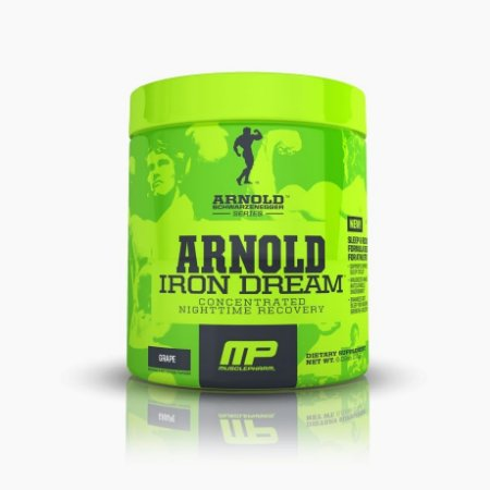 Arnold Iron Dream (168g) - Arnold Schwarzenegger Series