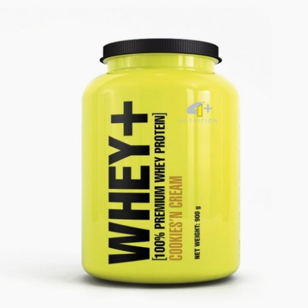 Whey Protein Premium (900g) - 4 Plus Nutrition