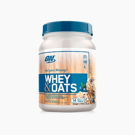 Whey e Oats (700g) - optimum