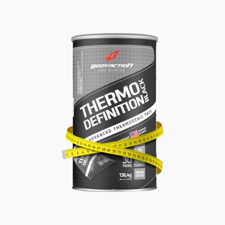 Thermo Definition Black (30packs) - Body Action