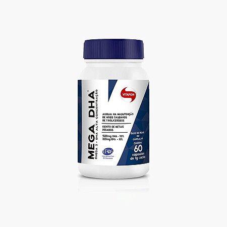 Mega DHA (60 caps) - Vitafor