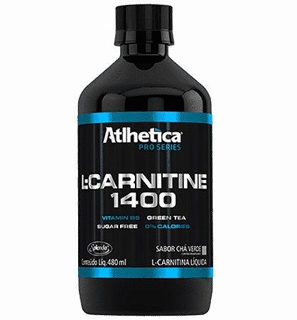 L-CARNITINE 1400 PRO 480 ml CHA VERDE VENC (31/08/19)
