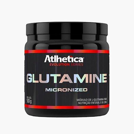 Glutamina Micronizada (300g) - Atlhetica Nutrition