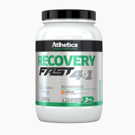 Recovery Fast 4:1 (1050g) - Atlhetica Endurance Series