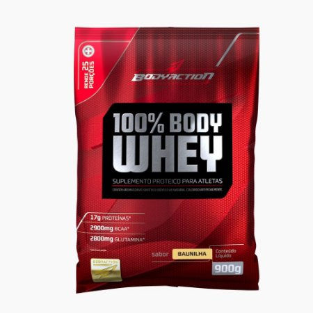 Body Whey (900g) - Body Action