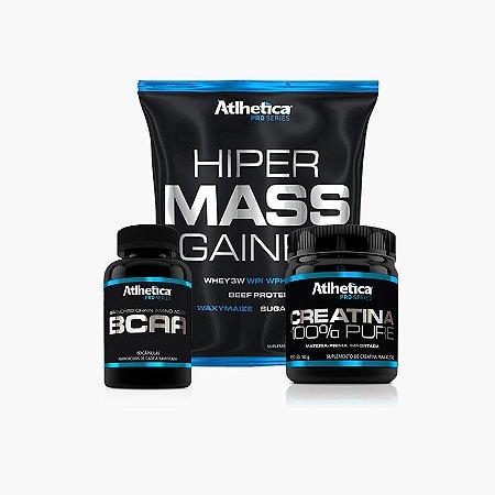 Combo Hiper Mass (1Kg) -  Atlhetica Nutrition