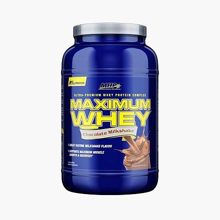 Maximum Whey (2lbs/897g) - MHP - Vencimento 08/16