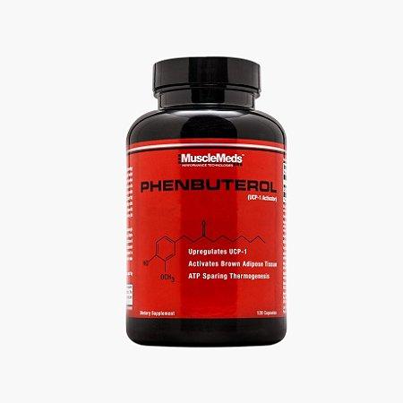 Phenbuterol (120 caps) - MuscleMeds  (VENC: 02/2017)