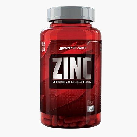 Zinco (90caps) - Body Action