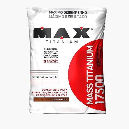 Mass Titanium 17500 Refil (3kg) - Max Titanium VENC 09/06/19