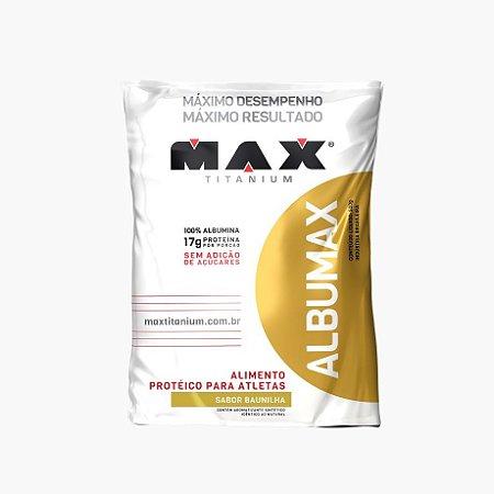 Albumax (500g) - Max Titanium Venc (12/01/19)