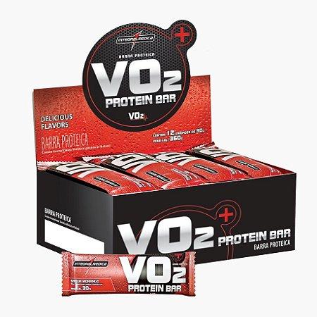 VO2 Protein Bar (24 unidades) - IntegralMédica