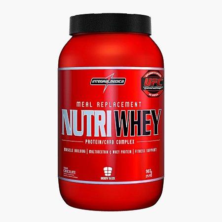 Nutri Whey Protein (907g) - Integral Médica
