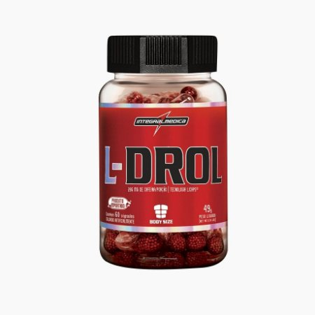 LipoDrol (60caps) - Integral Médica