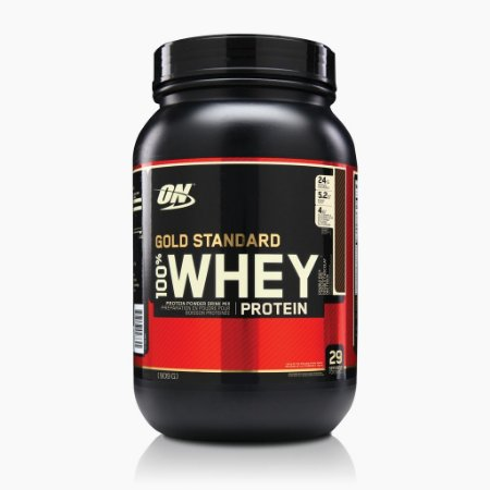100% Whey Gold Standard 2lb - Optimum Nutrition