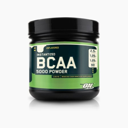 BCAA 5000 Powder (380g) - Optimum Nutrition