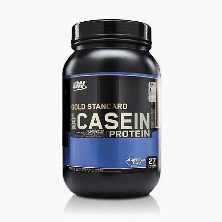 100% Casein Protein 2lb (909g) - Optimum Nutrition