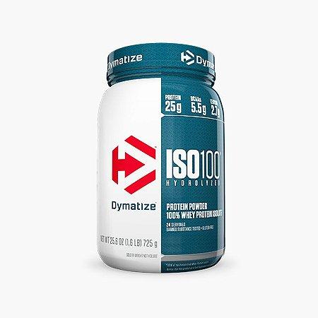 ISO 100 - (726g/1,6lb) - Dymatize VENC (07/18)