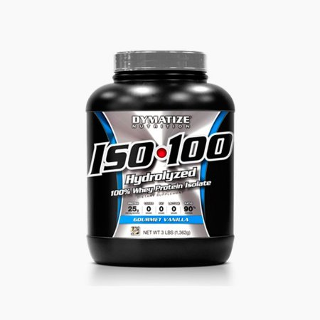 ISO 100 - (1,348g/3lb) - Dymatize