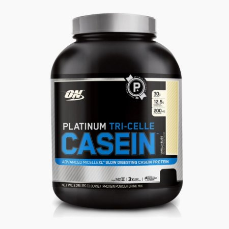 Platinum Tri-Celle Casein 2,37lb - Optimum