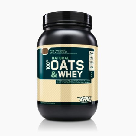 100% Natural Oats & Whey (1363g) - Optimum Nutrition