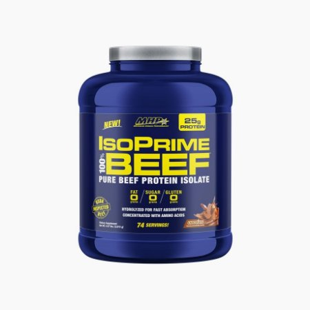 IsoPrime 100% Beef Protein (2072g) 4,57lb - MHP