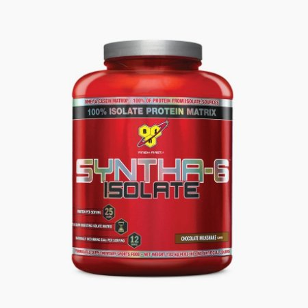 Syntha 6 Isolate (3,80lb/1,73kg) - BSN