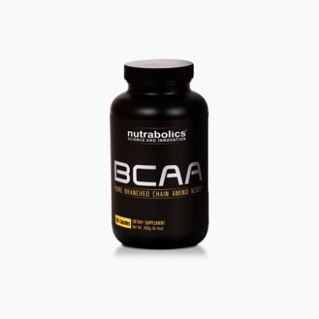 BCAA (240caps) - Nutrabolics