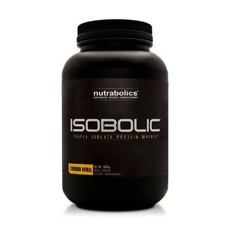 Isobolic (2lb/908g) - Nutrabolics
