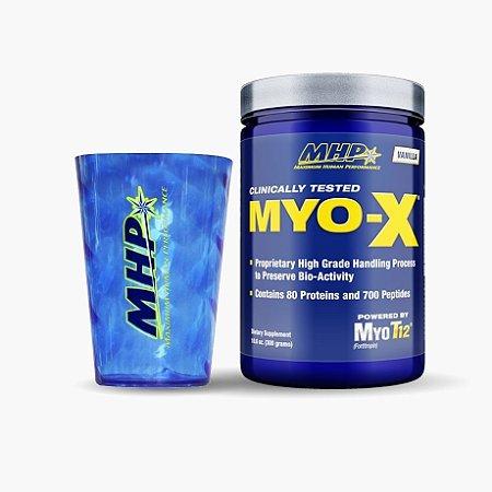 Myo-X - (300g/30doses) + GRÁTIS COPO MHP - MHP