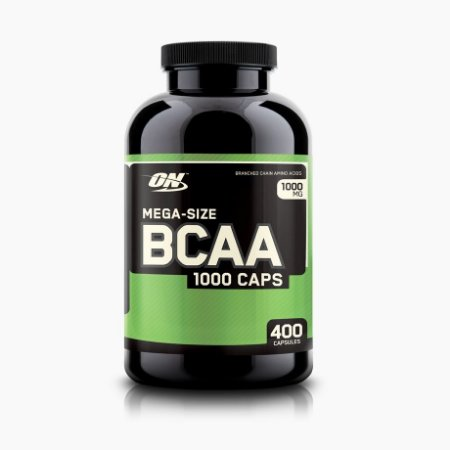 BCAA 1000 (400caps) - Optimum Nutrition