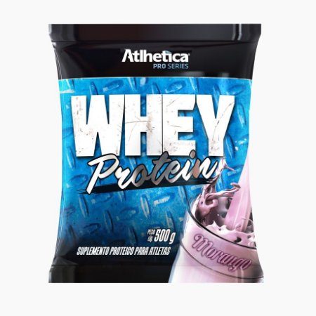 Whey Protein Pro Series (500g) - Atlhetica Nutrition (VENC: 01/2017)