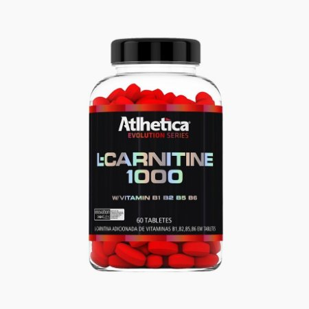 L-Carnitine 1000 (60 tabs) - Atlhetica Nutrition