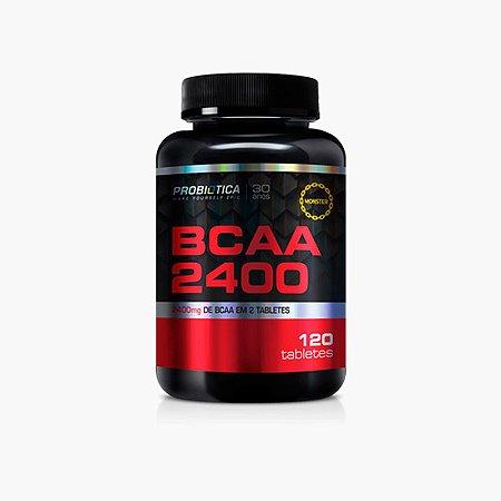 BCAA 2400 MG (120tabletes) - Probiótica