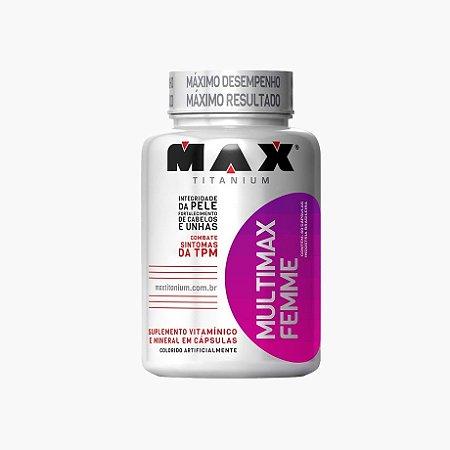 Femme Multimax (60caps) - Max Titanium