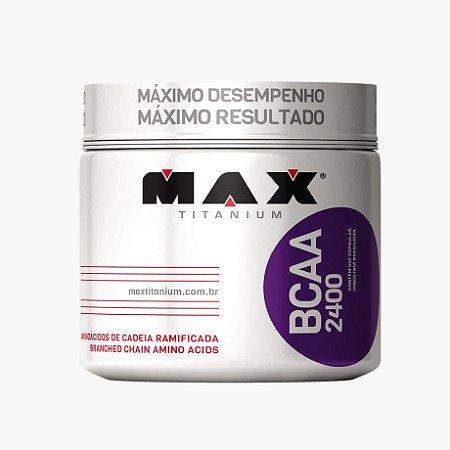 BCAA 2400 (450 caps) - Max Titanium Venc (12/04/19)