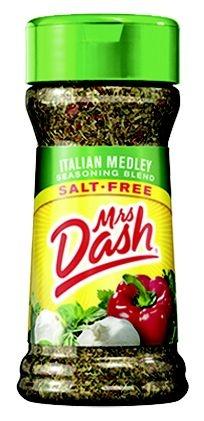 Mrs Dash (57g) – Italian Medley