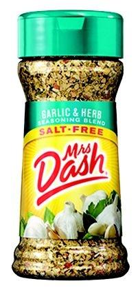 Mrs Dash (71g) – Alho e Ervas