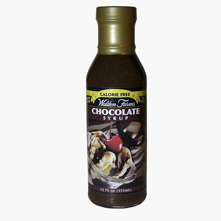 Calda Zero Calorias (340g) - Chocolate - Walden Farms