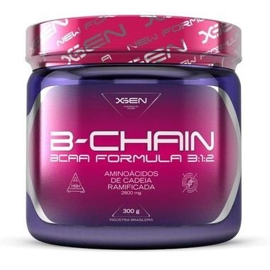 BCAA B-CHAIN 3:1:2 (300g) - XGEN Nutrition