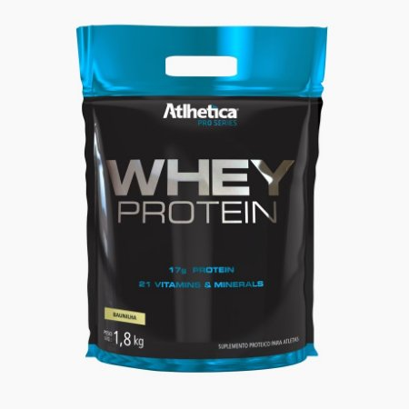 Whey Protein Pro Series (1800g) - Atlhetica Nutrition VENC (09/08/19)