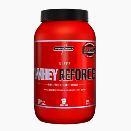 Whey Reforce Body Size (907g) - Integral Médica
