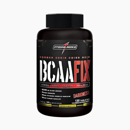 BCAA FIX (120tabs) - Integral Médica