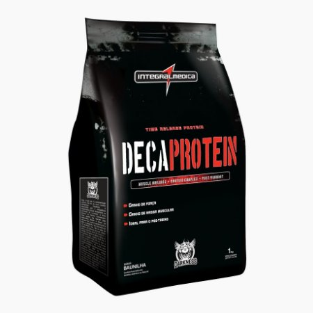 Deca Protein Darkness (1000g) - Integral Médica
