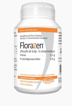 Florazen (90caps) - Power Supplements
